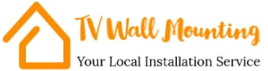 TV Wall Mounting Services Near me Logo